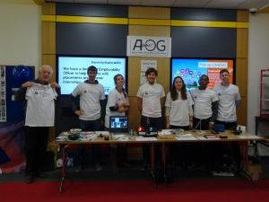 AOG members