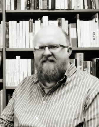 Portrait of Professor  David Stirrup