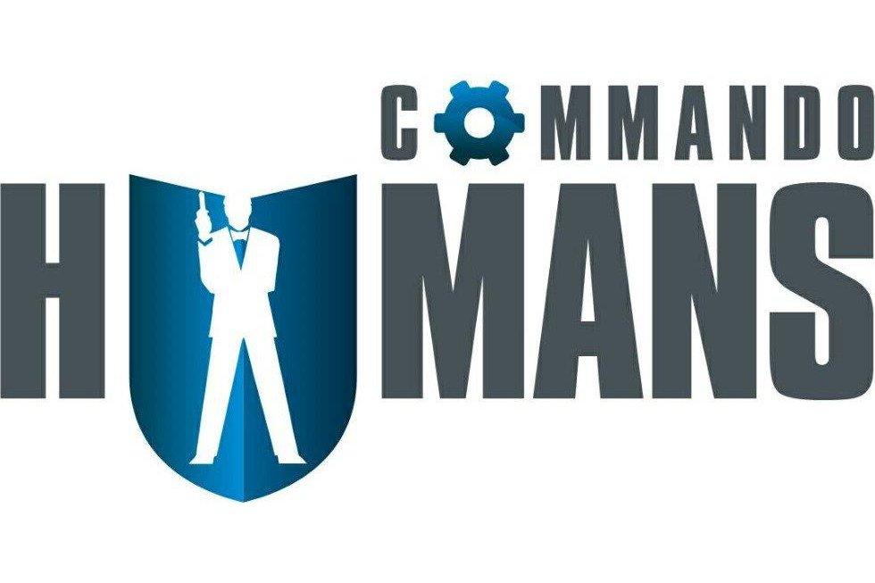 commando-human logo
