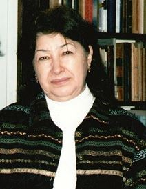 Portrait of Professor Munira Shahidi