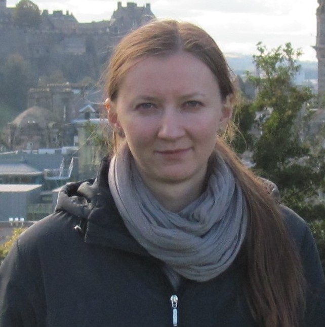 Portrait of Dr Asya Kudlenko