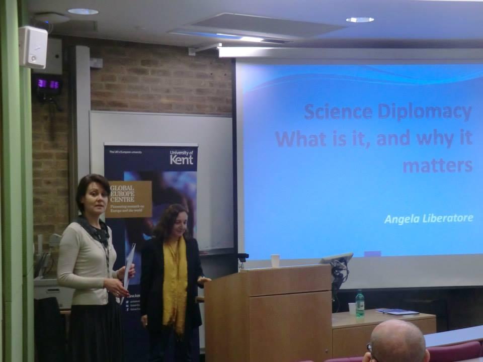 Speaker at GEC conference