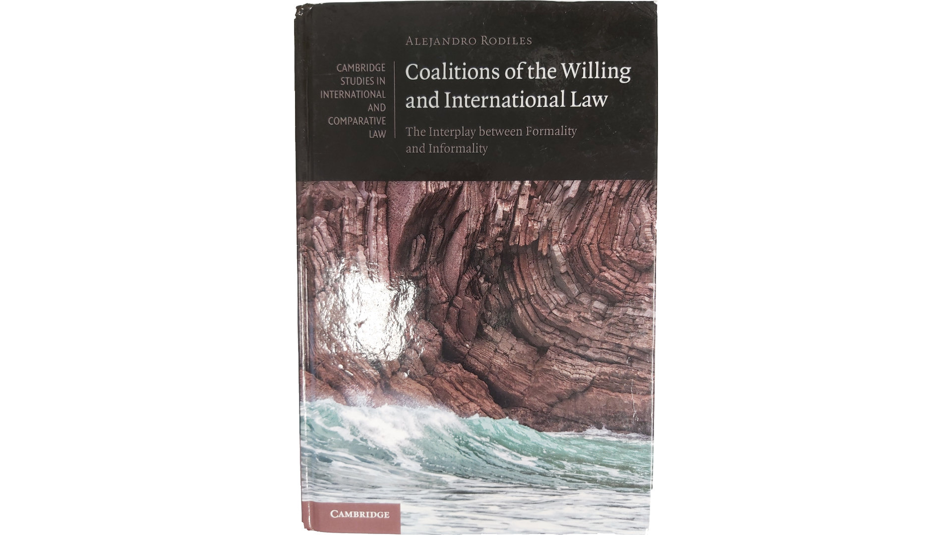 'Coalitions of the Willing and International Law' book cover