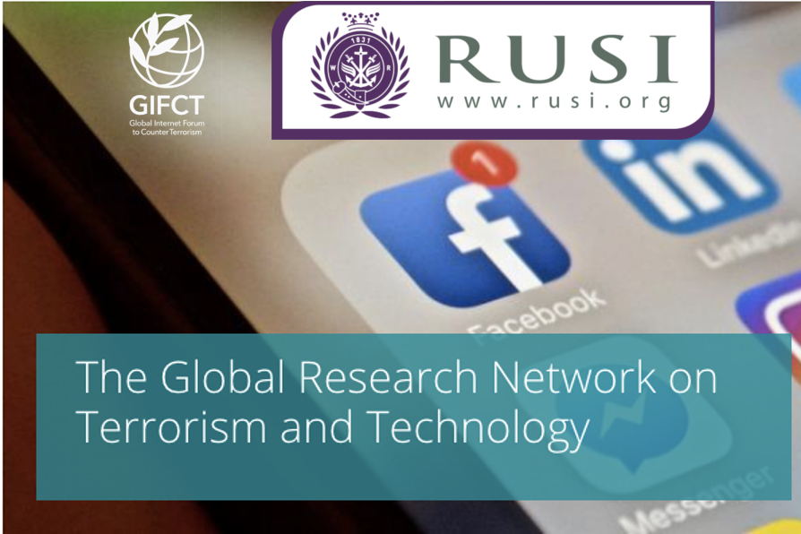 Global Research Network event on Terrorism and Technology