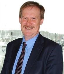 Portrait of  David Gill