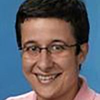 Portrait of Dr  Maria Kalli