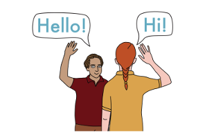 introductions and greetings a1