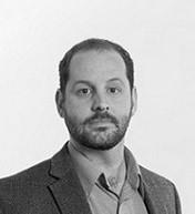 Portrait of Dr Jonathan Lanman