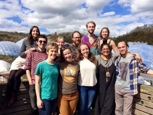 People from the School of Anthropology & Conservation